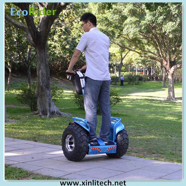 250Kpa Electric Chariot X2 Personal Transporter Scooter Free Standing