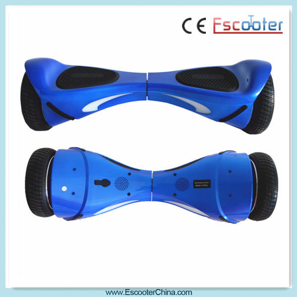 Standing 2 Wheel Electric Scooter Hovering Board 120Kg Max. Load
