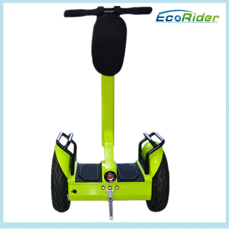 Stand Up Electric Scooter Indoor Tours Two Wheeled Segway Human Transporter