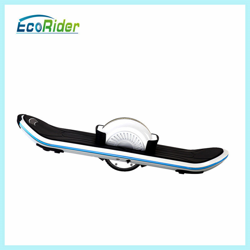 Light Weight One Wheel Self Balancing Scooter Water Proof Electric Skateboard 500w