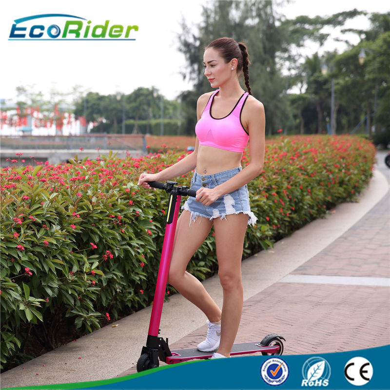 Magnalium alloy Foldable Electric Scooter  for adults with lithium battery powered