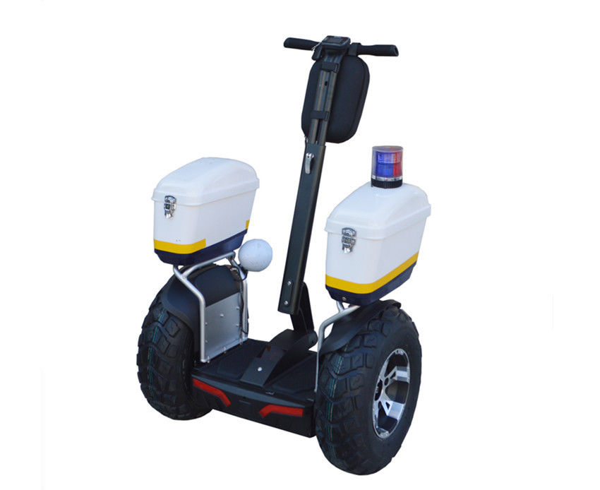 Off Road Segway Electric Scooter With 4000 Watt Max Power For Mall Security Guard